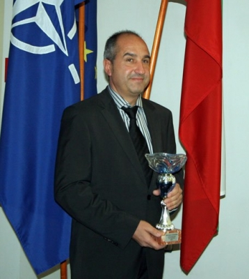 The executive director of Bulagro - Mr. Hristofor Bunardzhiev, is awarded the title Agrobusinessman of the Year